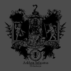 Arkhon Infaustus - Orthodoxyn - CD