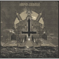 Arkhon Infaustus - Passing The Nekromanteion - CD DIGIPAK