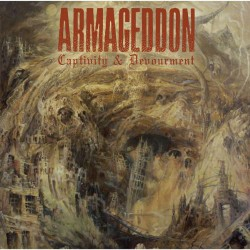 Armageddon - Captivity And Devourment - CD