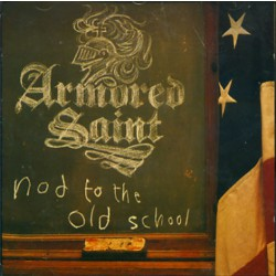 Armored Saint - Nod To The Old School - CD