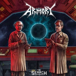 Armory - The Search - CD