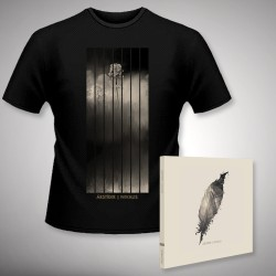 Arstidir - Bundle 1 - CD DIGIPAK + T-shirt bundle (Men)