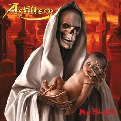 Artillery - My Blood - CD DIGIPAK