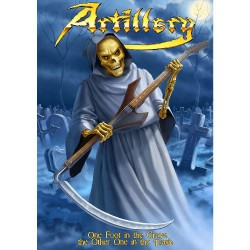 Artillery - One Foot In The Grave The Other One In The Trash - DVD + CD DIGIPAK
