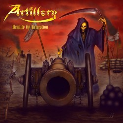Artillery - Penalty By Perception - DOUBLE LP GATEFOLD COLOURED