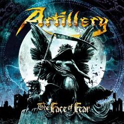 Artillery - The Face Of Fear - CD DIGIPAK