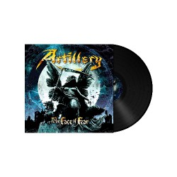 Artillery - The Face Of Fear - LP