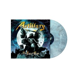 Artillery - The Face Of Fear - LP COLOURED