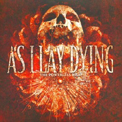 As I Lay Dying - The Powerless Rise - CD DIGISLEEVE