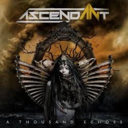 Ascendant - A Thousand Echoes - CD