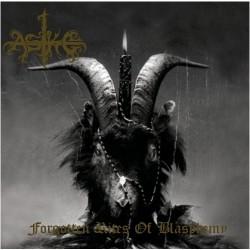 Aske - Forgotten Rites Of Blasphemy - CD