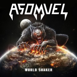 Asomvel - World Shaker - LP COLOURED