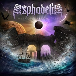 Asphodelia - Welcome Apocalypse - CD DIGIPAK