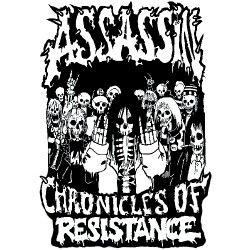 Assassin - Chronicles of Resistance - 2CD DIGIPAK