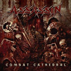 Assassin - Combat Cathedral - CD DIGIPAK