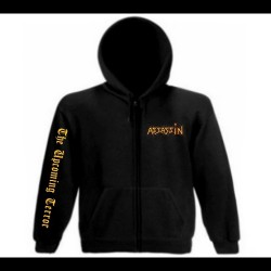 Assassin - The Upcoming Terror - Hooded Sweat Shirt Zip (Men)