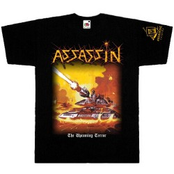 Assassin - The Upcoming Terror - T-shirt (Men)