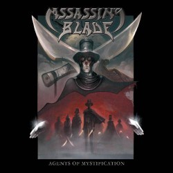 Assassin's Blade - Agents Of Mystification - CD