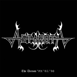 Astaroth - The Demos 93 - 95 - 98 - CD