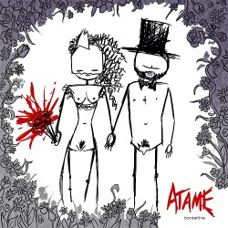 Atame - Borderline - CD DIGIPAK