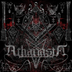 Athanasia - The Order Of The Silver Compass - CD DIGIPAK