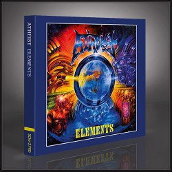 Atheist - Elements - CD + DVD Digipak