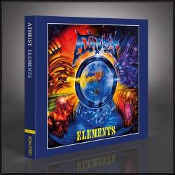 Atheist - Elements - CD + DVD DIGIPAK