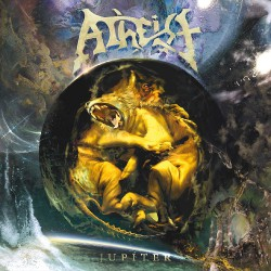Atheist - Jupiter - CD DIGIPAK + STICKER