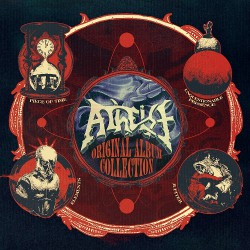 Atheist - Original Album Collection - 4CD BOX