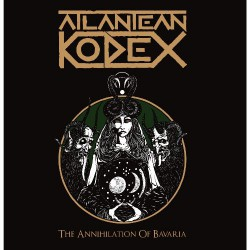 Atlantean Kodex - The Annihilation Of Bavaria - 2CD + DVD digipak