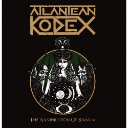 Atlantean Kodex - The Annihilation Of Bavaria - DOUBLE LP GATEFOLD + DVD