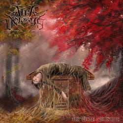 Atra Vetosus - Ius Vitae Necisque - CD EP slipcase