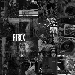 Atrox - Monocle - CD