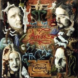 Atrox - Terrestrials - CD