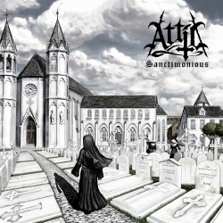 Attic - Sanctimonious - CD DIGIPAK