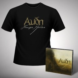 Audn - Farvegir Fyrndar - CD DIGIPAK + T-shirt bundle
