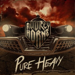 Audrey Horne - Pure Heavy - CD DIGIPAK