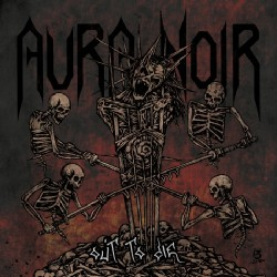 Aura Noir - Out To Die - LP