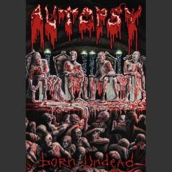 Autopsy - Born Undead - DVD DIGIBOOK