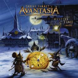 Avantasia - The Mystery Of Time - DOUBLE LP GATEFOLD COLOURED