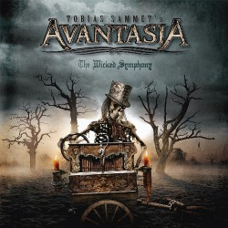 Avantasia - The Wicked Symphony - DOUBLE LP GATEFOLD COLOURED