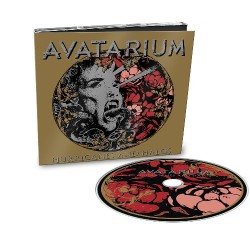 Avatarium - Hurricanes And Halos - CD DIGIPAK