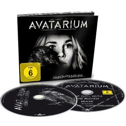 Avatarium - The Girl With The Raven Mask - CD + DVD Digipak