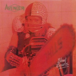 Avenger - Blood Sports - CD DIGIPAK