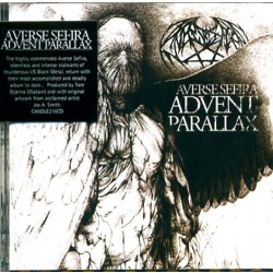 Averse Sefira - Advent Parallax - DOUBLE LP Gatefold
