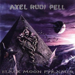 Axel Rudi Pell - Black Moon Pyramid - Double LP Gatefold + CD