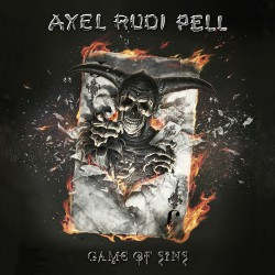 Axel Rudi Pell - Game Of Sins - Double LP Gatefold + CD