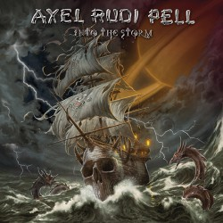 Axel Rudi Pell - Into the Storm - CD