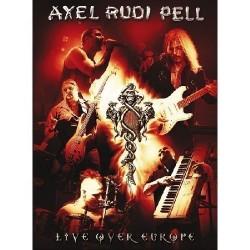 Axel Rudi Pell - Live over Europe - 2DVD DIGIPAK