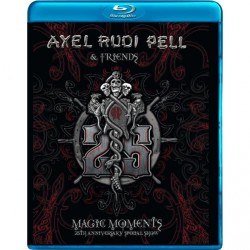 Axel Rudi Pell - Magic Moments -25th Anniversary Special Show - BLU-RAY